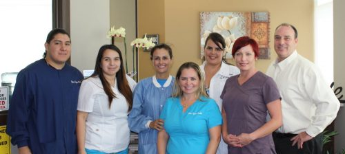 Tymes Square Dental Office Staff - Spring, TX